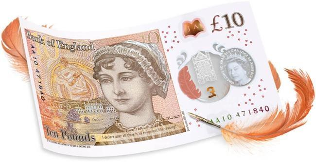 New Polymer Ten Pound Note