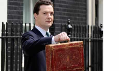 Anticipating George Osborne's Budget 2011